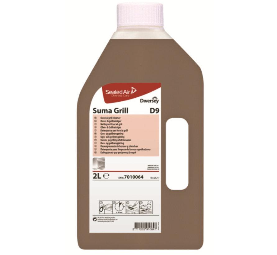 Suma Grill D9 - 2L