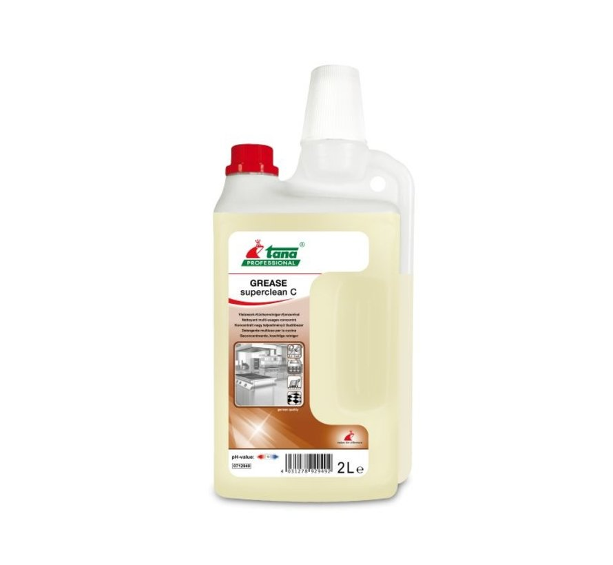 GREASE superclean C - 2L