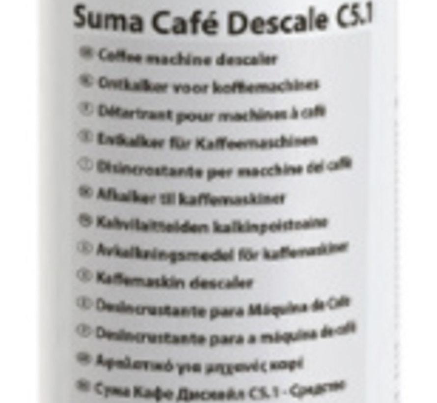 Suma Café Descale C5.1 W1770 - 1L
