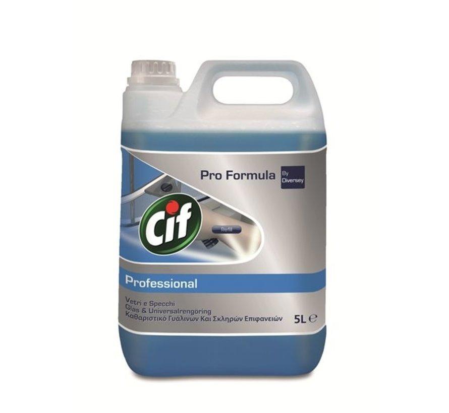 Cif Pro Formula 2in1 Sanitairreiniger 2x5L