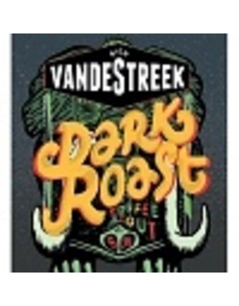 vandestreek VandeStreek dark roast