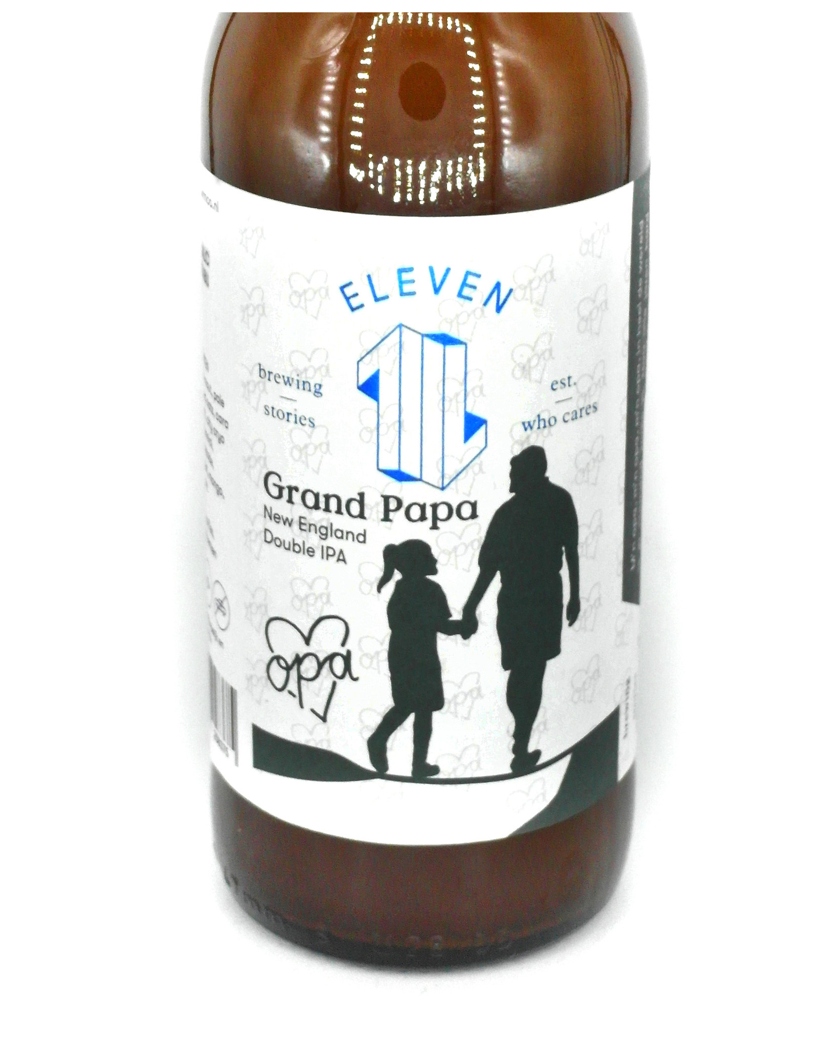 Eleven Brewery Eleven Brewery: Grand Papa