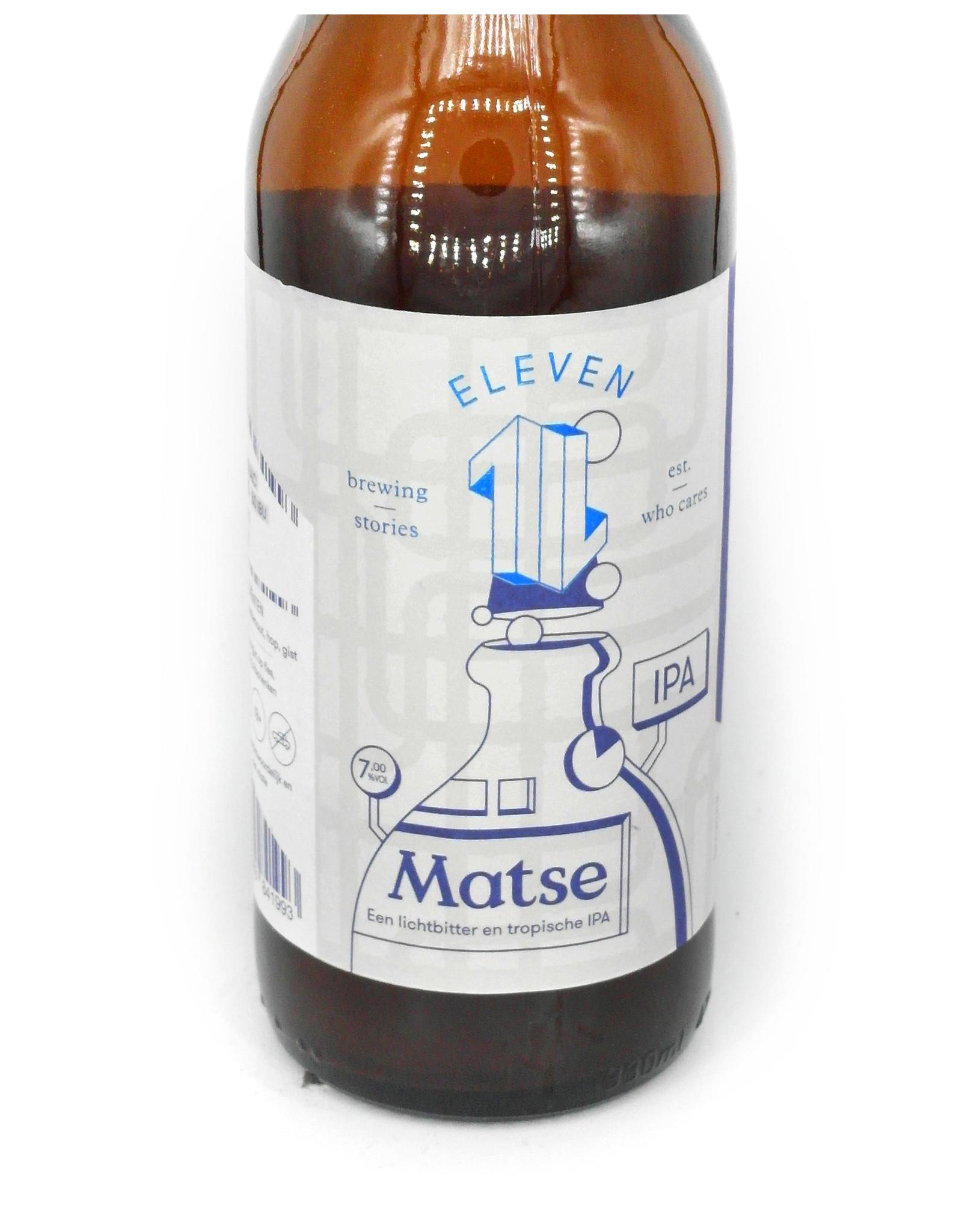 Eleven Brewery Eleven Brewery: Matze