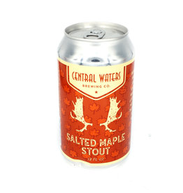 Central Waters: Salted Maple Stout