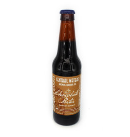 Central Waters: Brewer's Reserve Rye Barrel Chocolate Porter