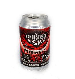vandestreek Vandestreek: Risky Business bourbon BA