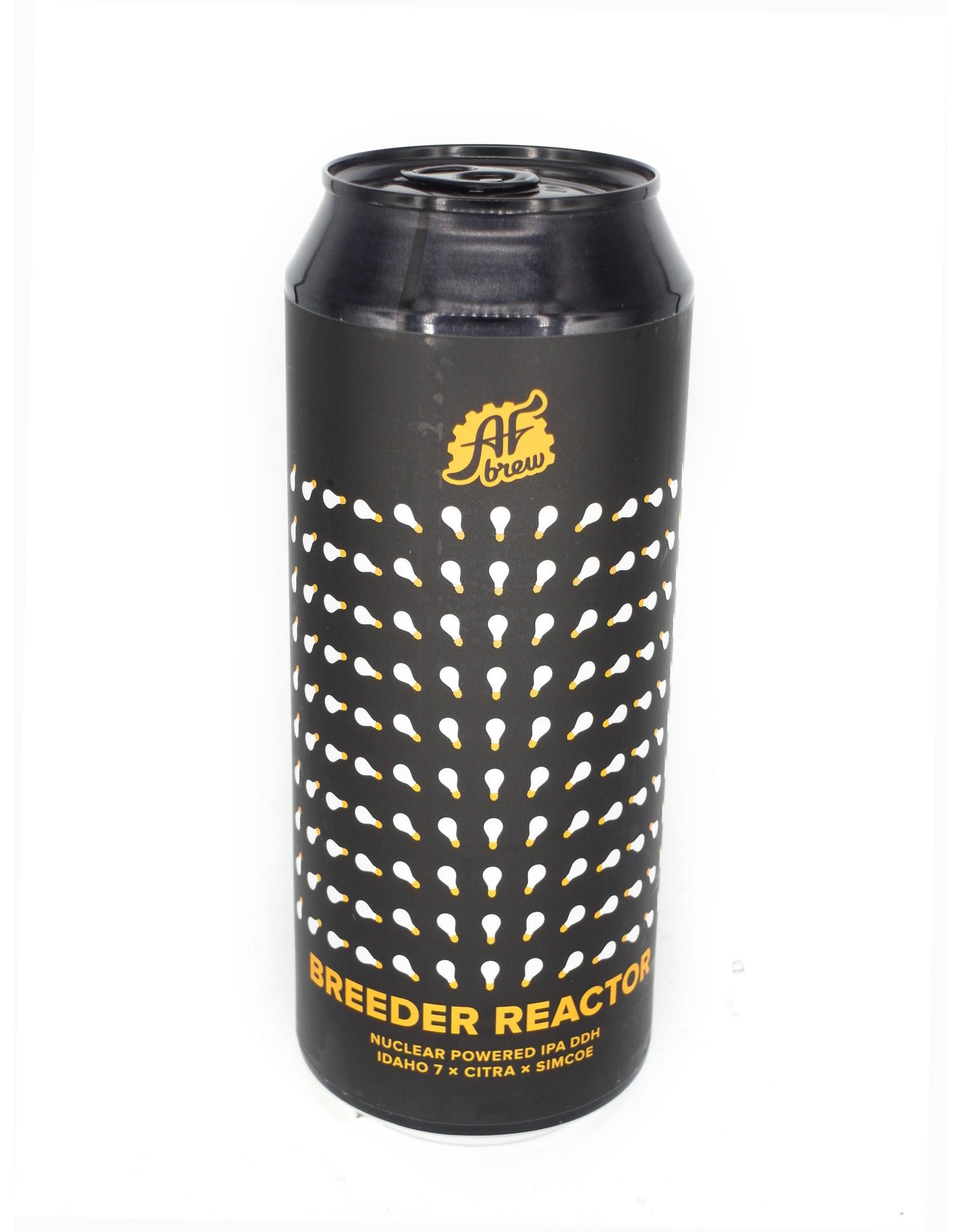 AFbrew: Breeder Reactor
