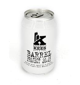 kees barrel project 20.03