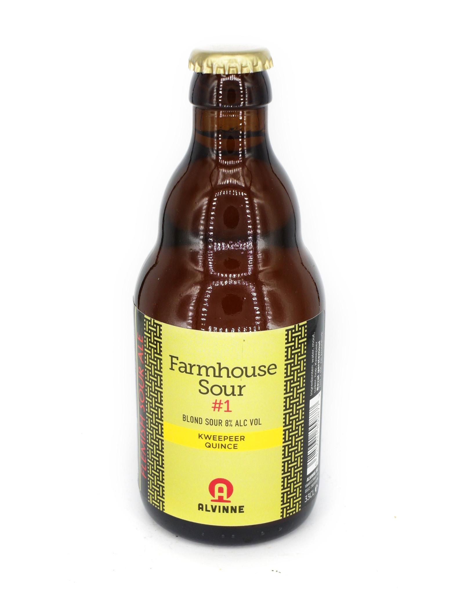 Alvinne Alvinne: Farmhouse Sour