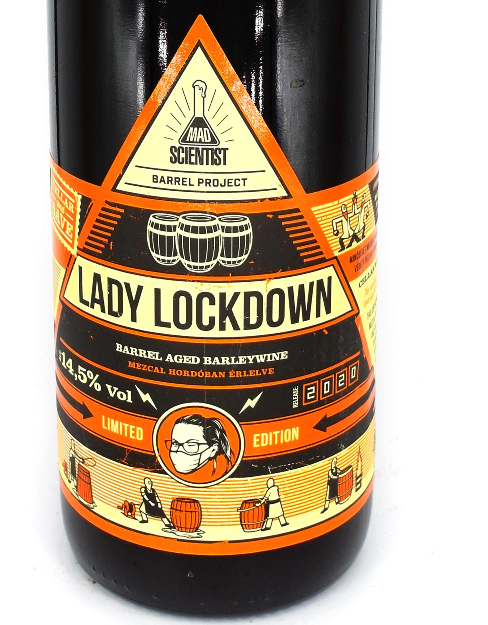 mad scientist Mad Scientist: Lady Lockdown