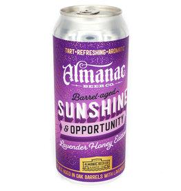almanac Almanac: Sunshine & Oppertunity