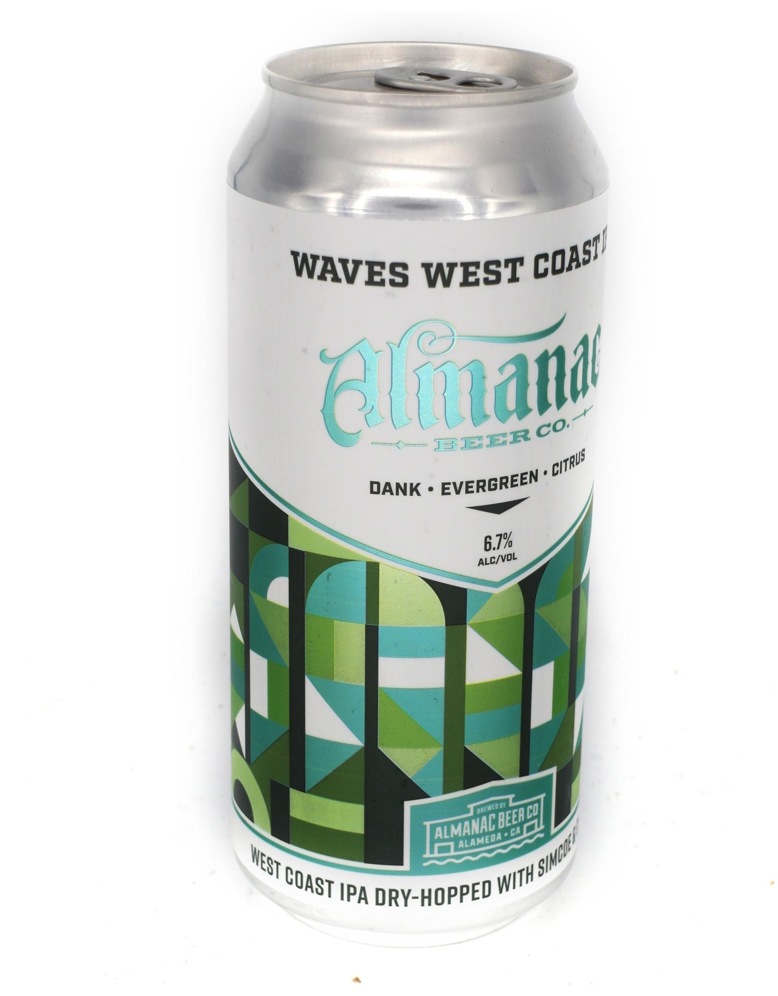 almanac Almanac: Waves