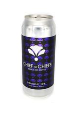 Bearded Iris Bearded Iris Brewing: DDH Chiefs of Chiefs