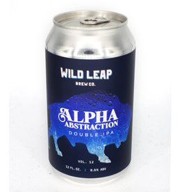 wild leap Wild Leap: Alpha Abstraction Vol. 12
