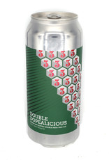 3 Sons Brewing Co 3 Sons Brewing Co: Double Dopealicious