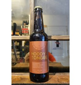 moody Moody Tongue: Bourbon BA Chocolate Barlywine