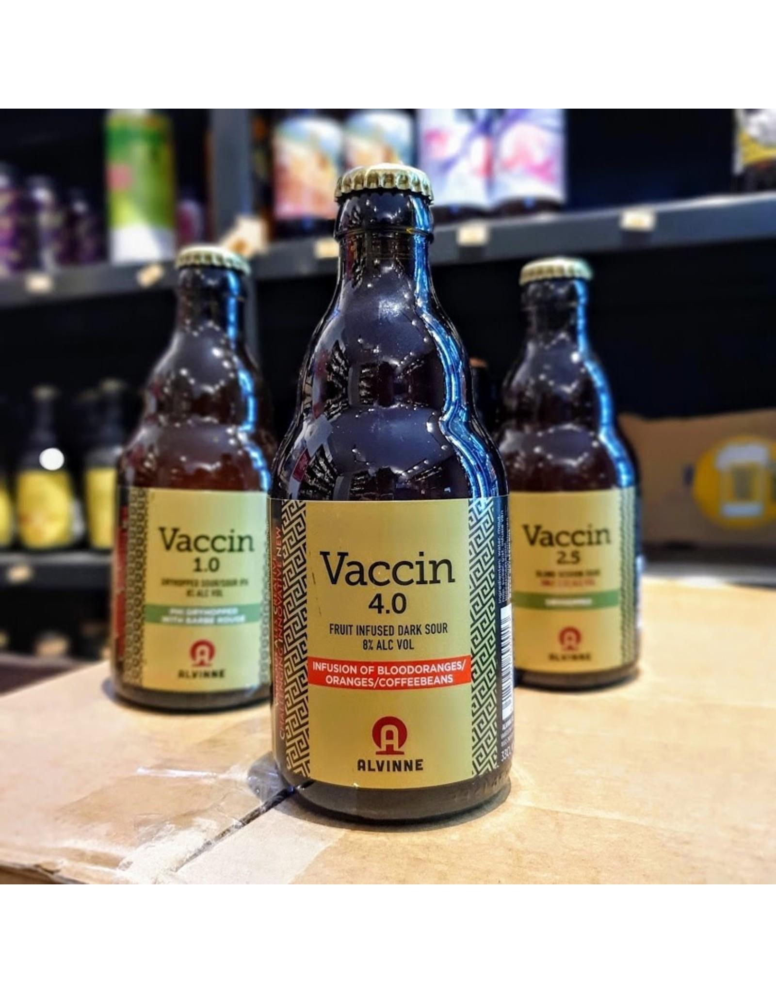 Alvinne Alvinne: Vaccin 4.0