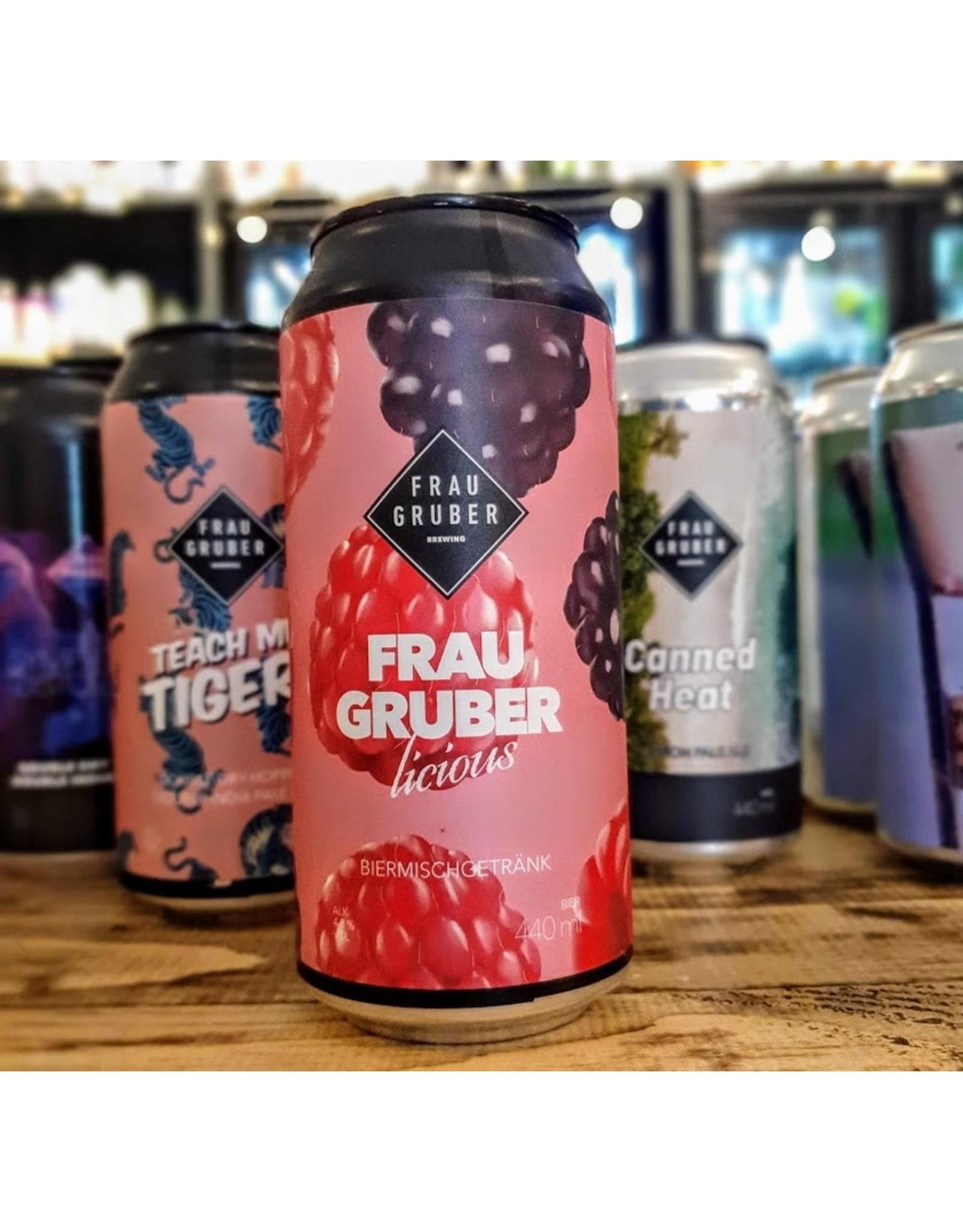 Frau Gruber: FrauGruberlicious