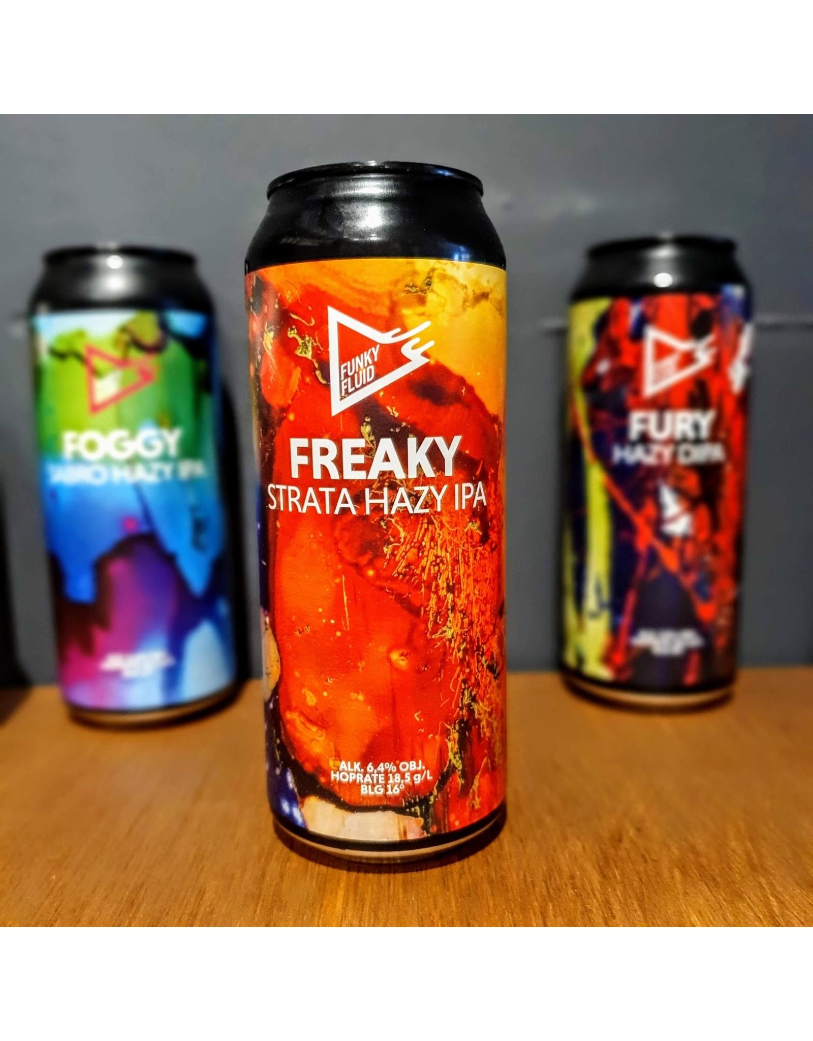 Funky Fluid Funky Fluid: Freaky