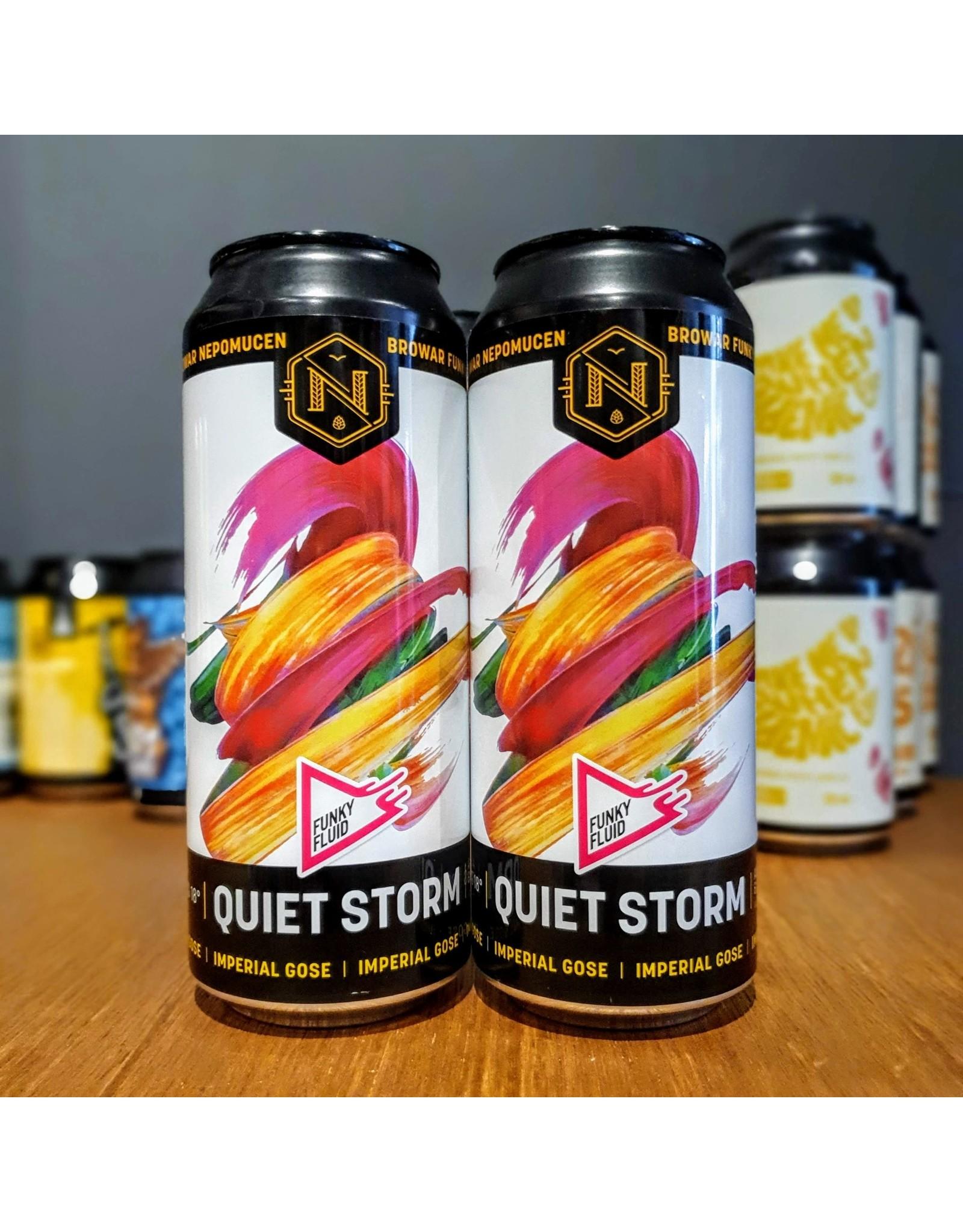 Funky Fluid Funky Fluid: Quiet Storm