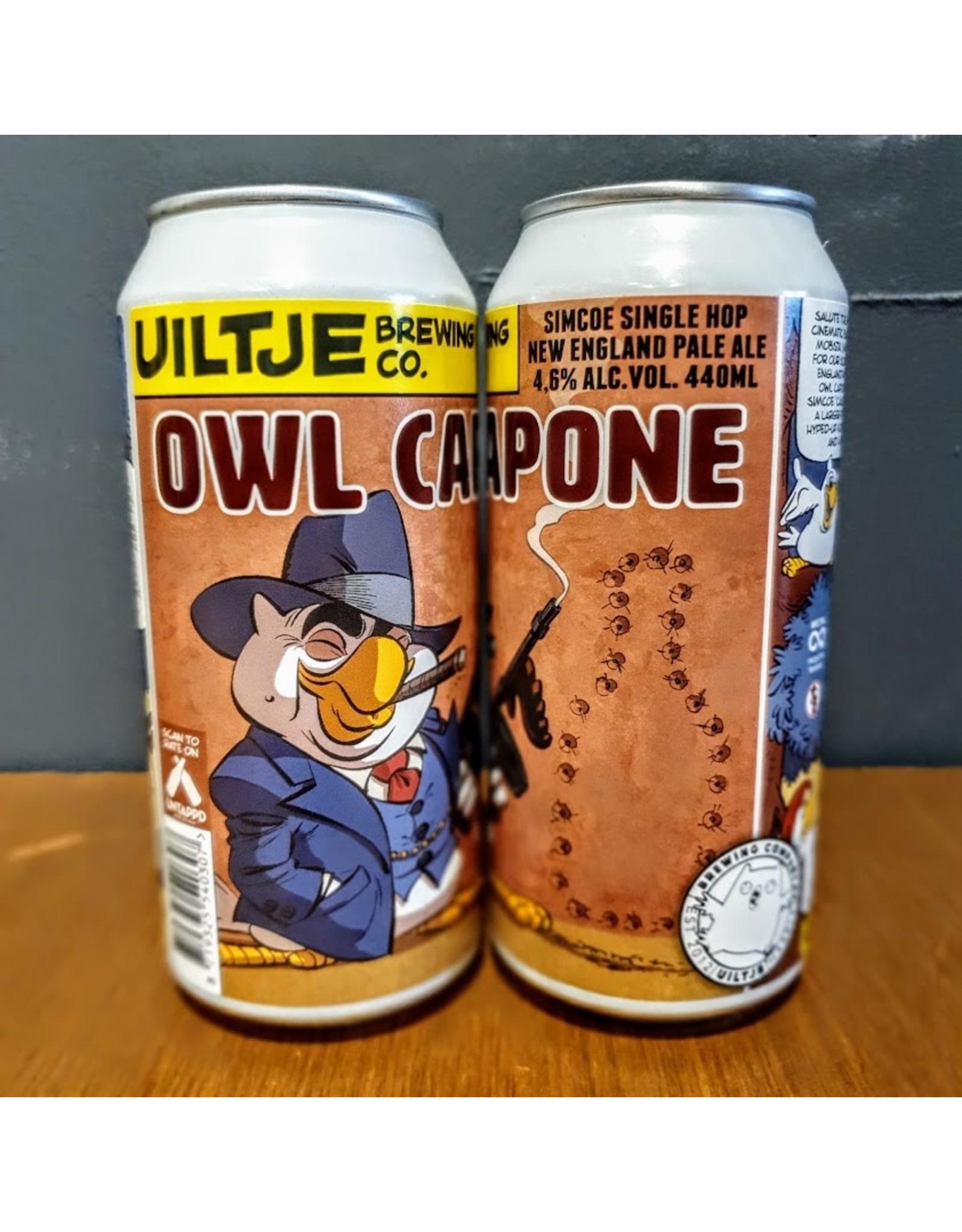 Uiltje: Owl Capone