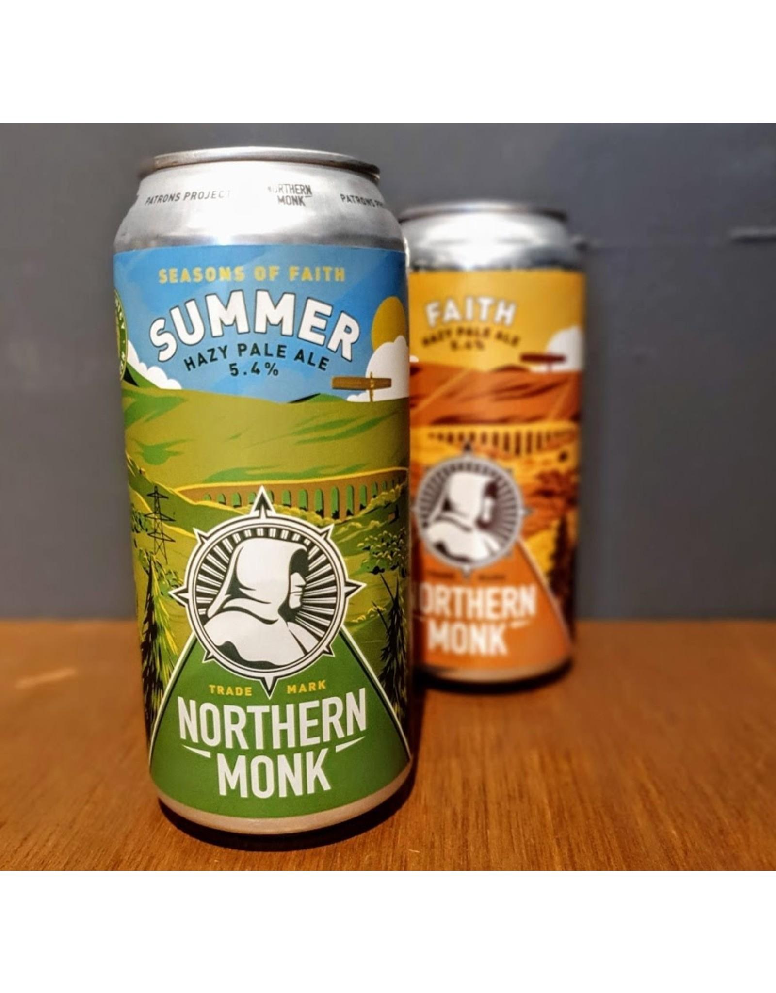 Northern Monk: Faith in Summer