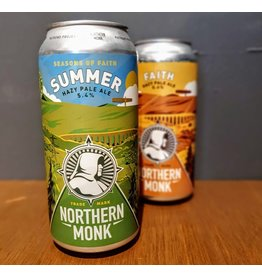 Northern Monk: Faith in Summer