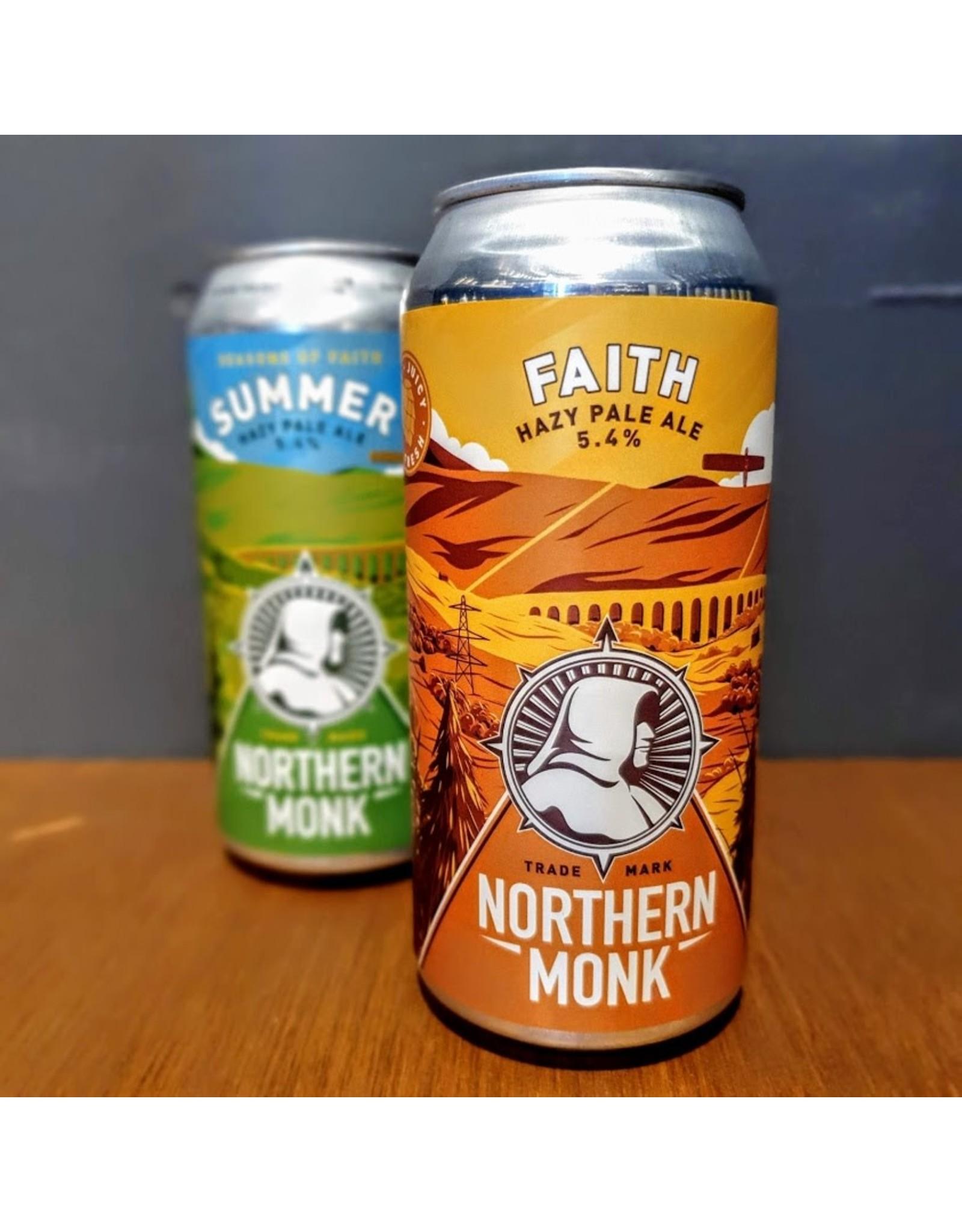 Northern Monk: Faith
