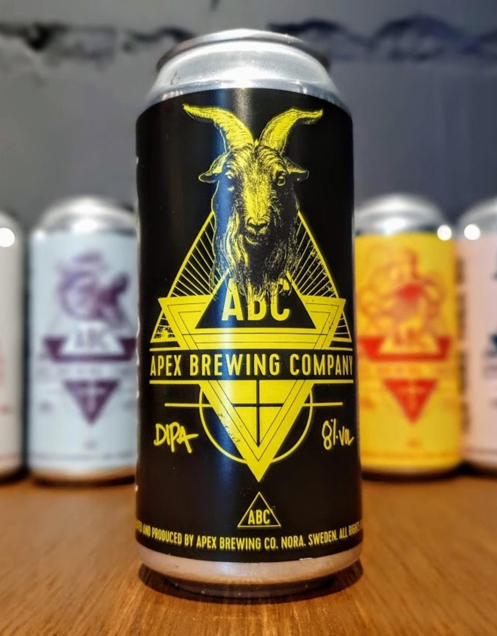 Apex Apex Brewing Co. Asmodeus NE DIPA