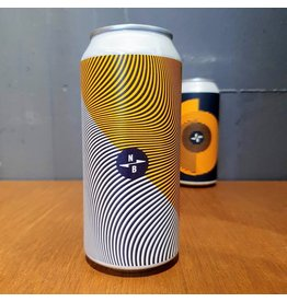 North Brewing Co - Triple Fruited Gose: Passion Fruit + Mango