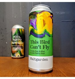maltgarden Maltgarden: This bird can't Fly