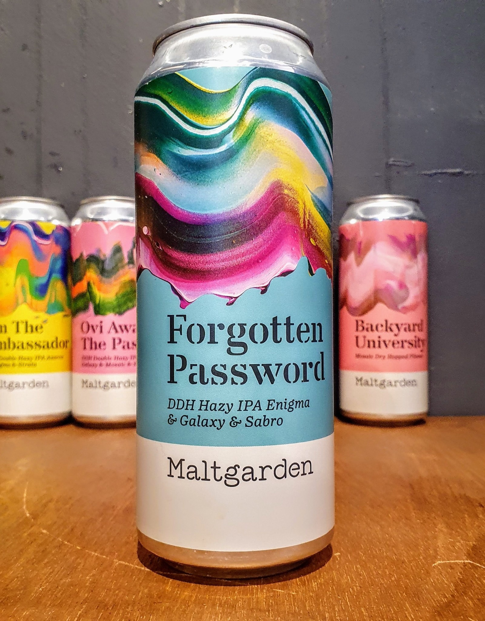 maltgarden Maltgarden: Forgotten Password
