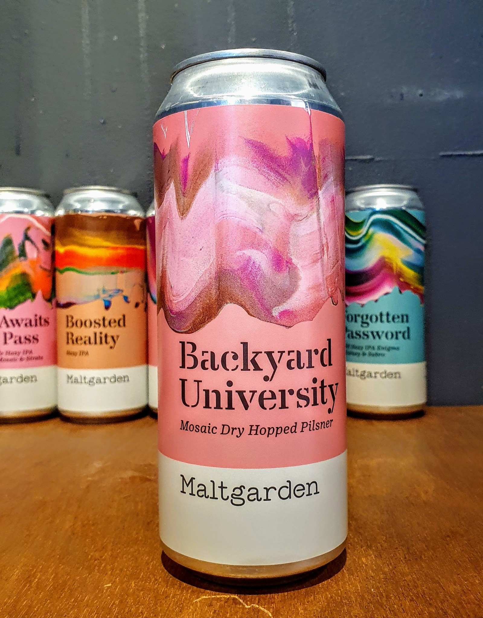 maltgarden Maltgarden: Backyard University