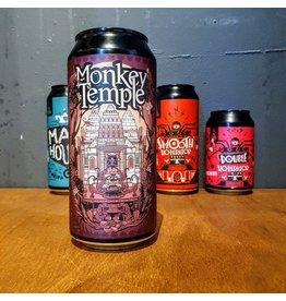 mad scientist Mad Scientist: Monkey Temple