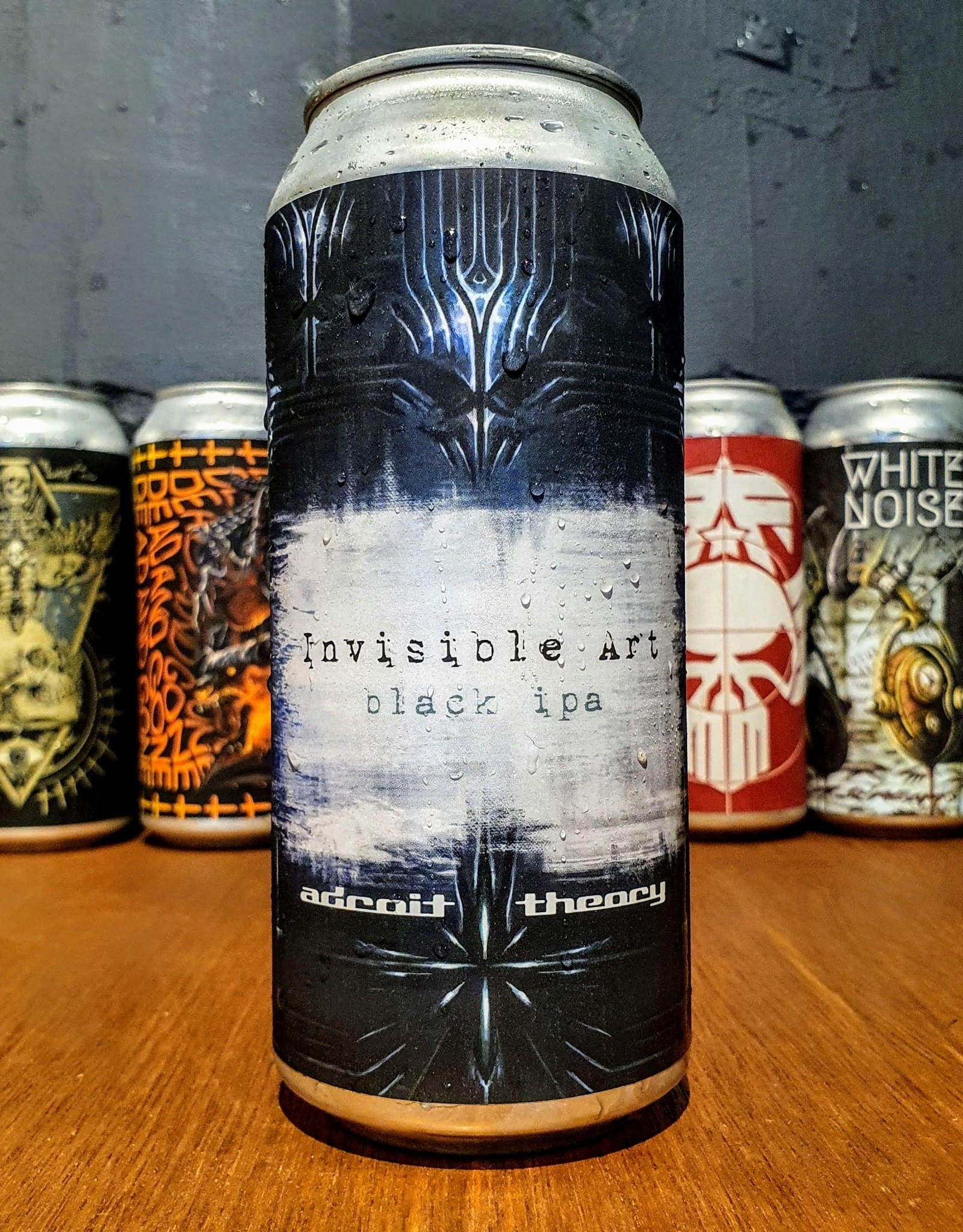Adroit Theory: Invisible Art - Ghost 875