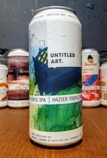 Untitled Art: Hazier Triple IPA