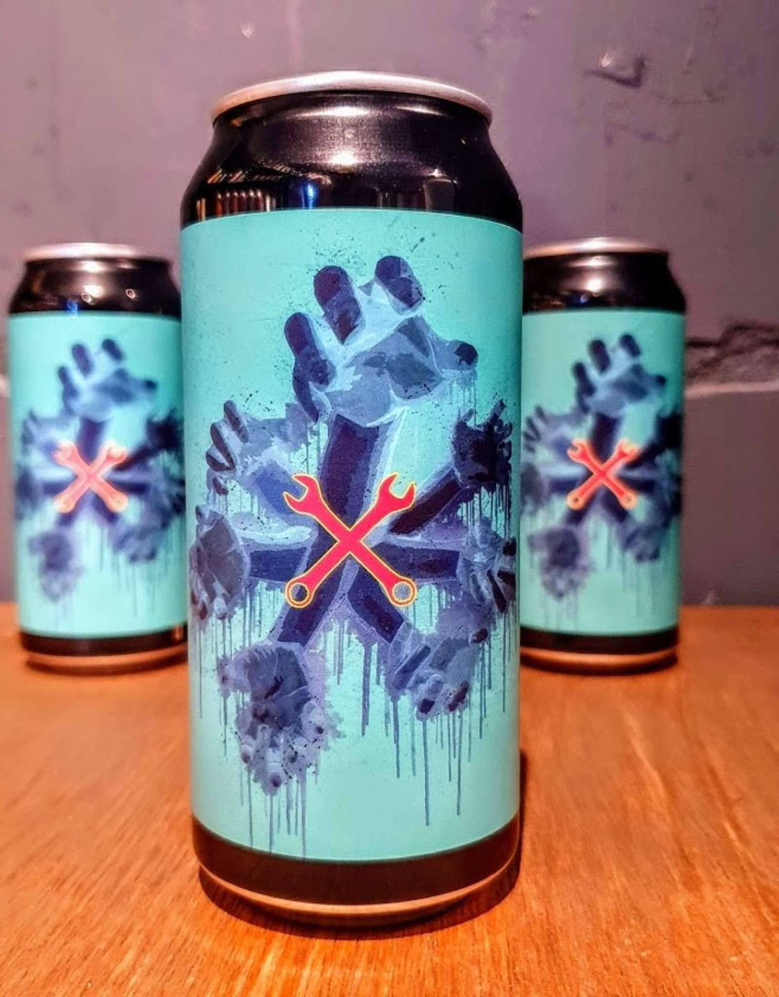 Moersleutel X Hagane Brewing: 7 Hells