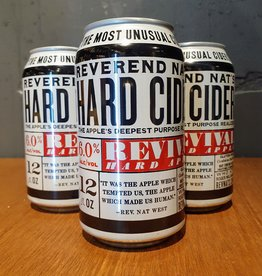 Rev. Nat's Reverend Nat's Hard Cider: Revival