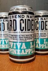 Rev. Nat's Reverend Nat's Hard Cider: Viva la pineapple