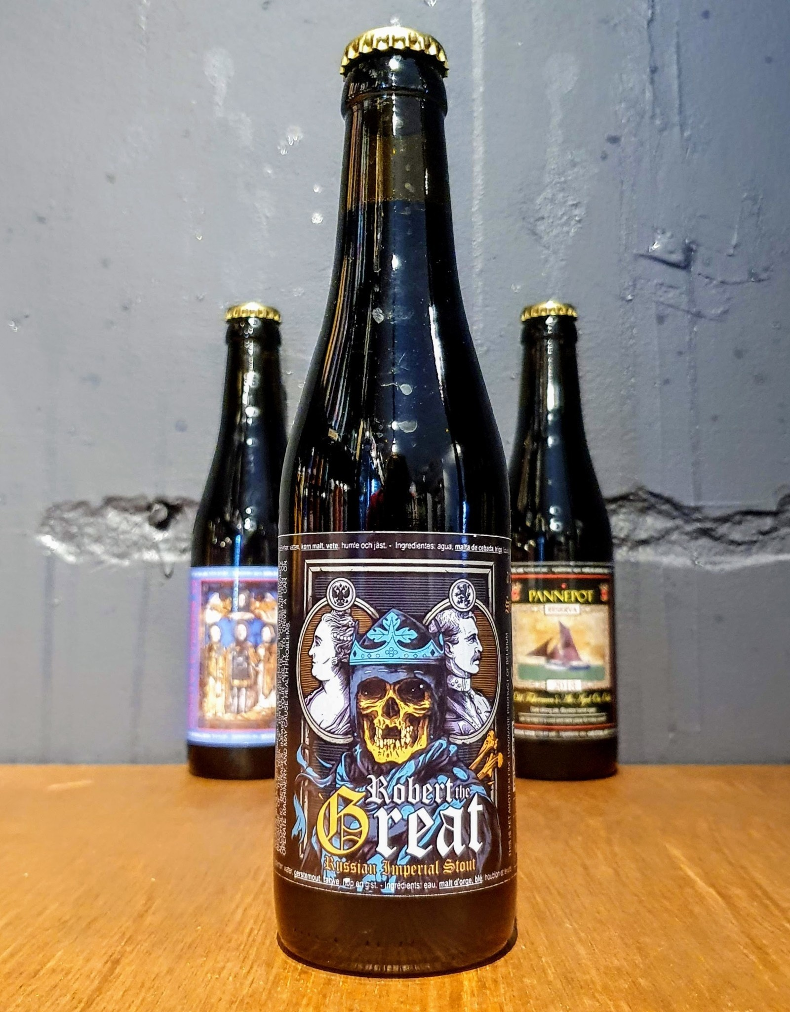 struisse Struise:  Robert the Great