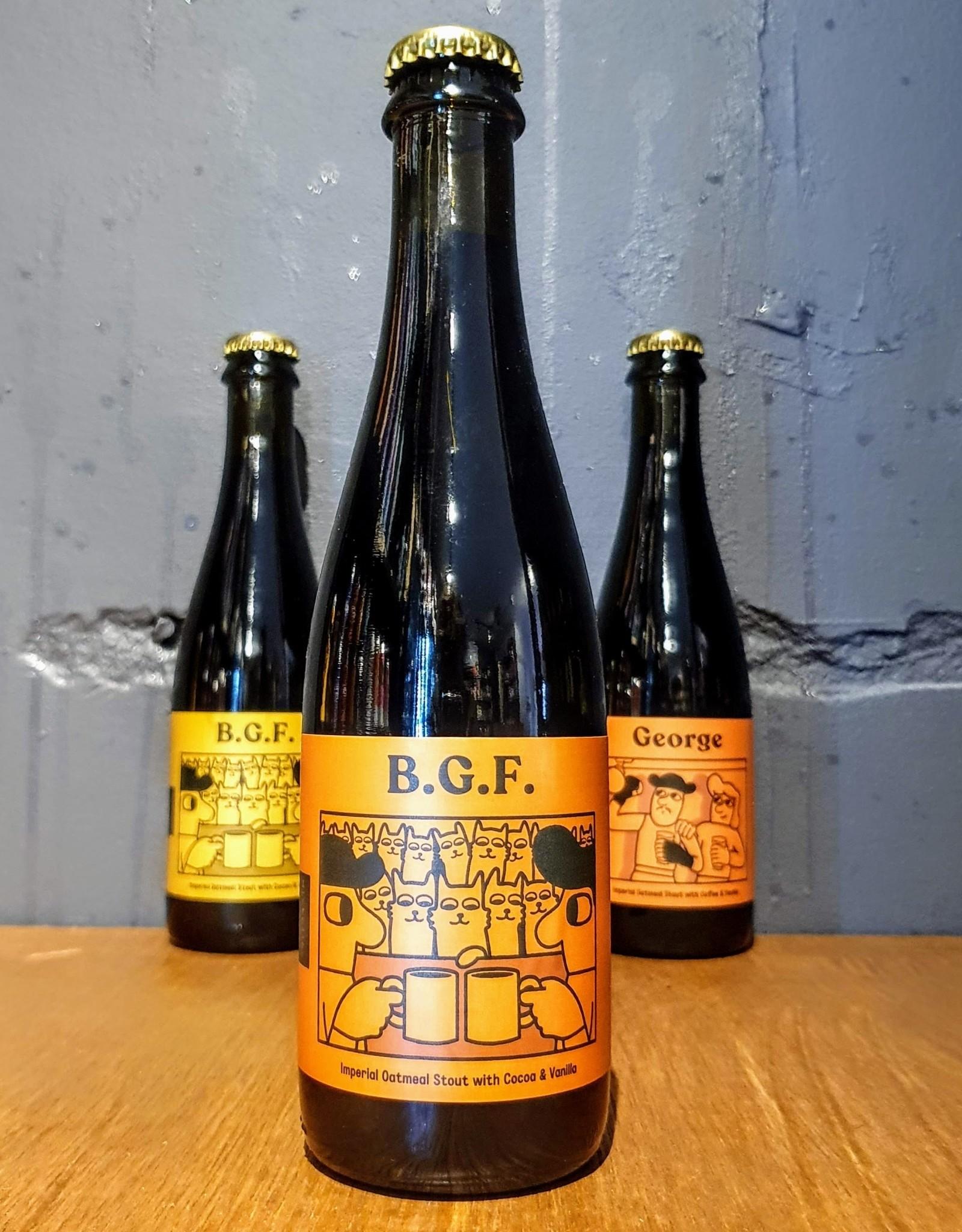 Mikkeller: Fudgesicle BA bourbon