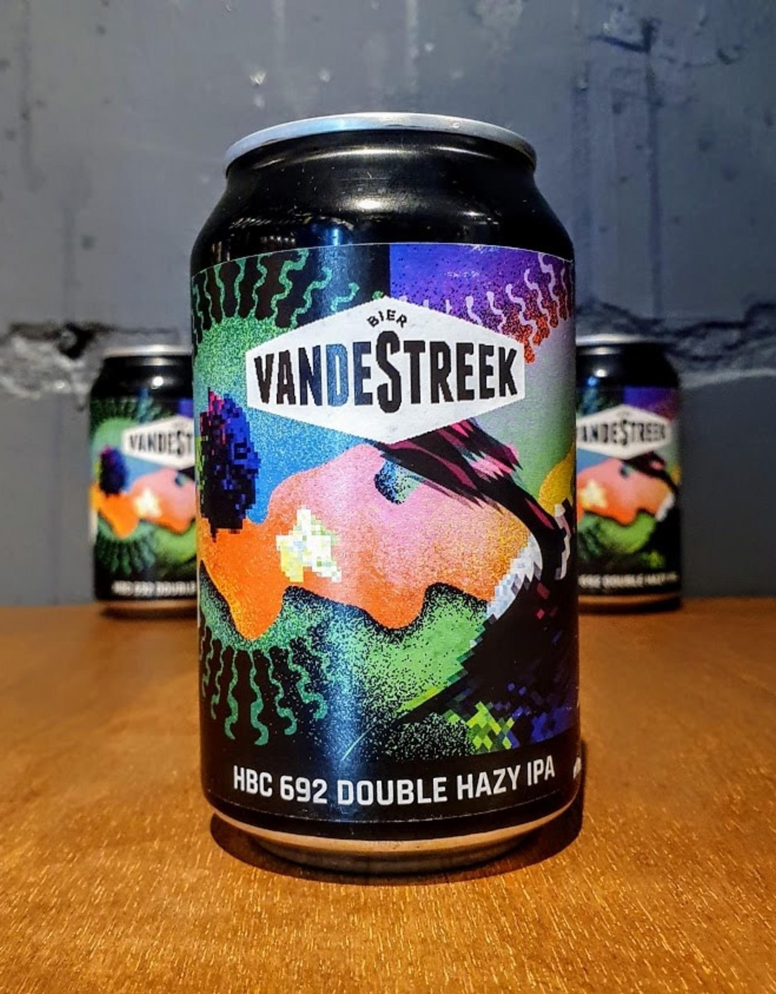 vandestreek VandeStreek: HBC 692 Double Hazy IPA