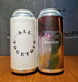 Boundary Brewing X  Other Half: All Together Now