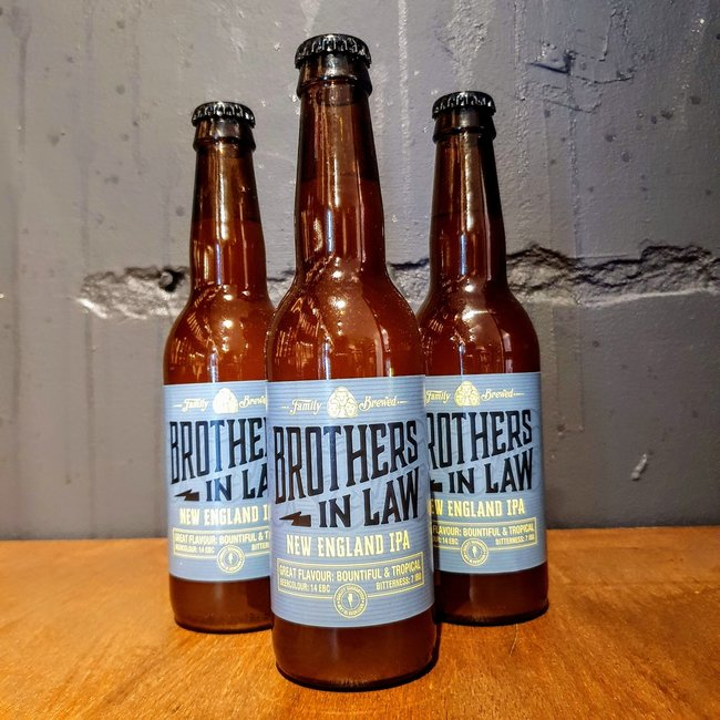 Brothers in Law: NEIPA