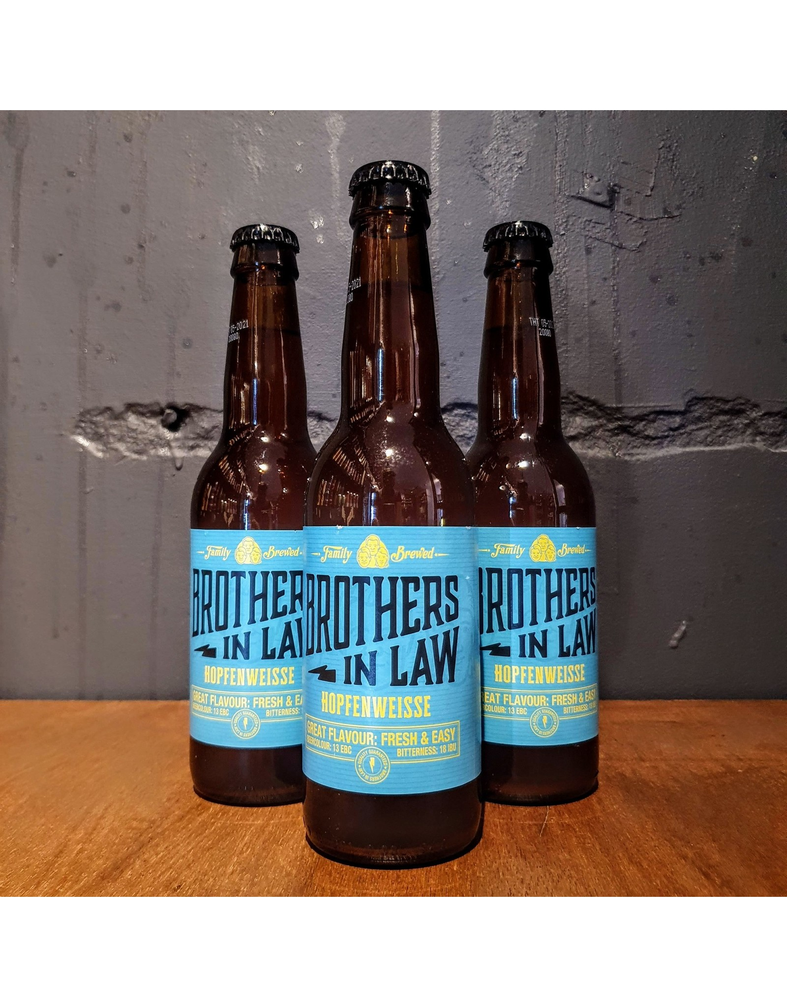 Brothers in law Brothers in Law: Hopfenweisse