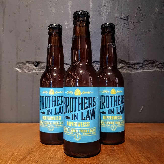 Brothers in Law: Hopfenweisse