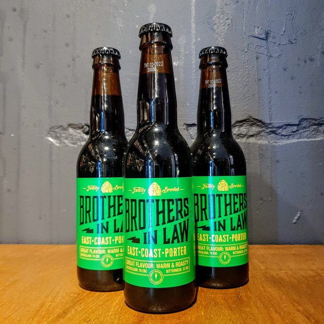 Brothers in Law: East Coast Porter