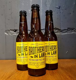 Brothers in law Brothers in Law: Australian Pale Ale