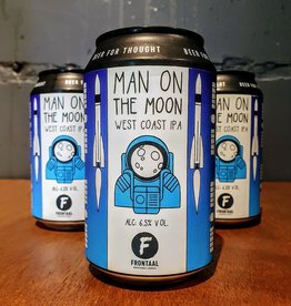 Frontaal: Man on the Moon
