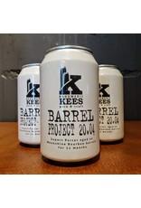 Kees Barrel project 20.04